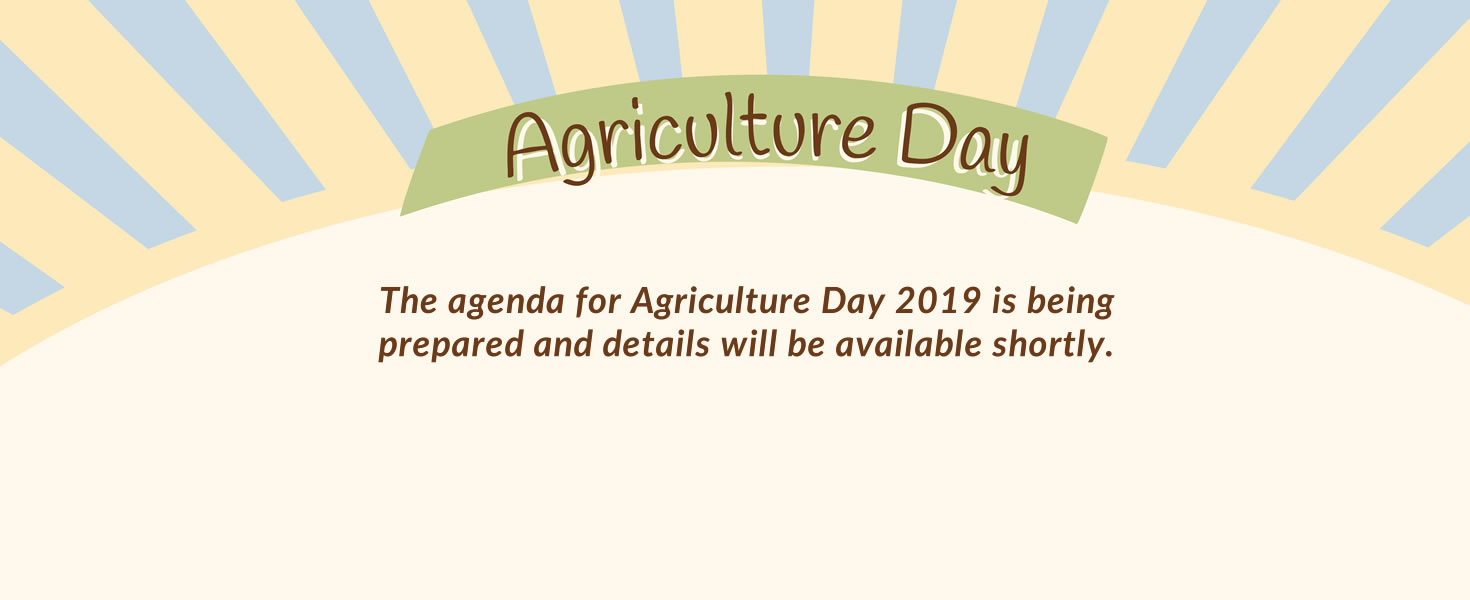 Ag Day holding page 2019